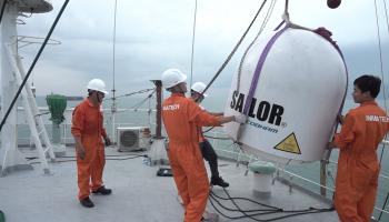 VSAT for Pacific Petro 01
